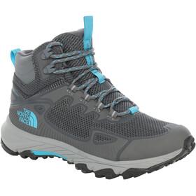 The North Face Ultra Fastpack 4 Mid Futurelight Shoes Women zinc grey/caribbean sea
